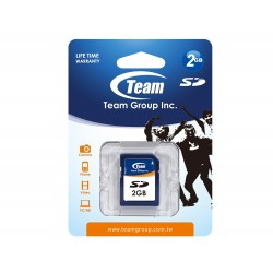 Carte SD 2GB 80x TEAM