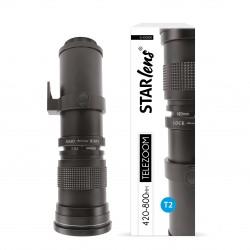 StarLens Telezoom 420-800mm F8.3-16