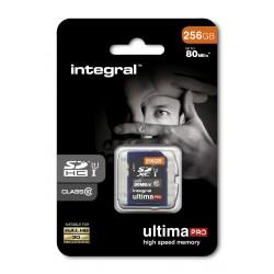 INTEGRAL - SDXC 256GB Class 10 - 80MB/s
