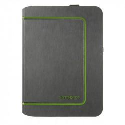 Etui Galaxy Tab 3 10.1 pouces Color Frame - Gris/Vert