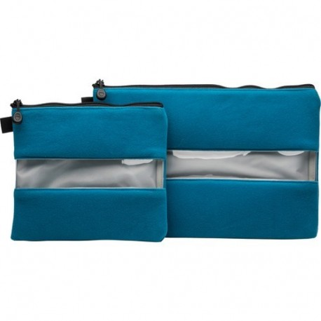 Tenba Tools Gear Pouch Blue (x2)