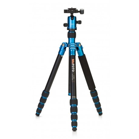 MeFOTO Roadtrip Tripod Alum Blue