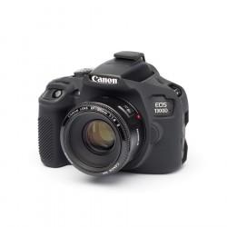 Coque silicone pour Canon 1300D noir