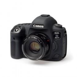 Coque silicone noire pour Canon 5D Mark 4 easyCover