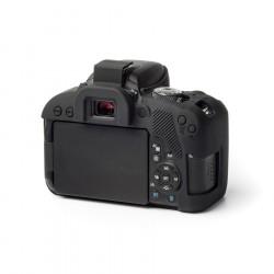 Coque silicone pour Canon 800D / T7i noir