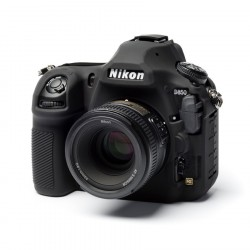Coque silicone pour Nikon D850 noir easyCover
