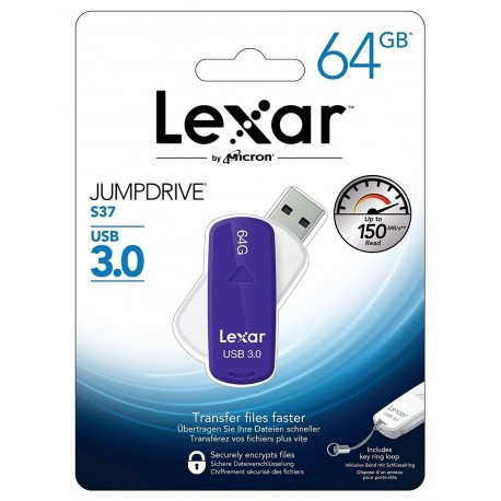 Lexar JD S37 64GB - USB 3.0