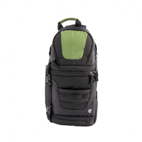 Sac à bandoulière Starblitz Nomad 170 noir/vert