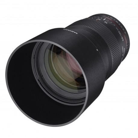 Samyang 135mm F2 ED UMC Sony A