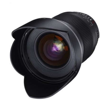 Samyang 16mm F2 ED AS UMC CS Fuji X Noir