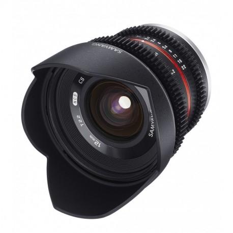 Samyang 16mm T2.2 VDSLR II Canon