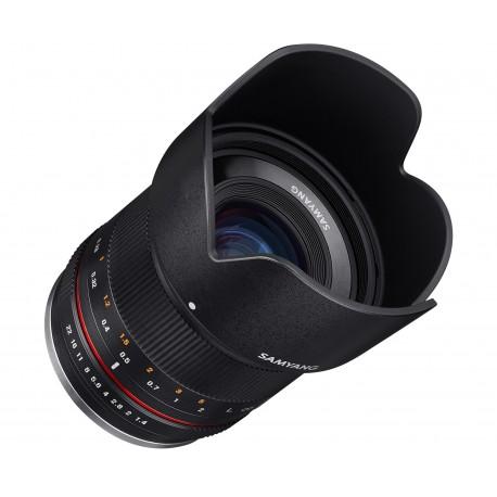 Samyang 21mm F1.4 ED AS UMC CS Fuji X