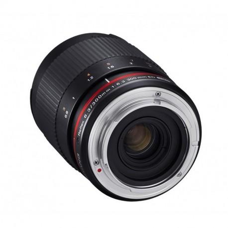 Samyang 300mm F6.3 ED UMC CS Fuji X Noir