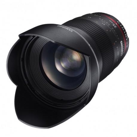 ++Samyang 35mm F1.4 Canon ++
