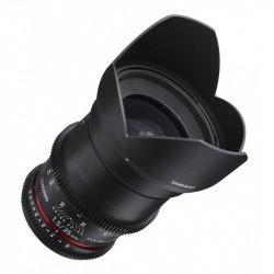 Samyang 35mm T1.5 VDSLR II Micro 4/3
