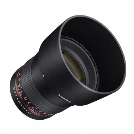 Samyang 85mm F1.4 Nikon AE