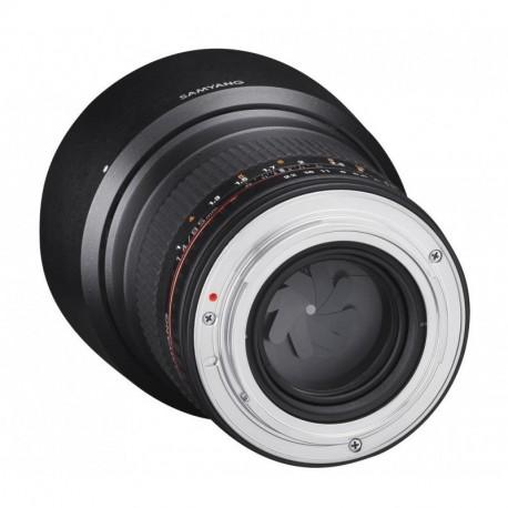 Samyang 85mm F1.4 Sony E