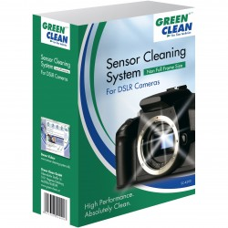 Green Clean SC4100 Kit d'entretien photo de voyage par aspiration