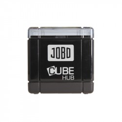 Lecteur multicartes USB2.0 format cube noir