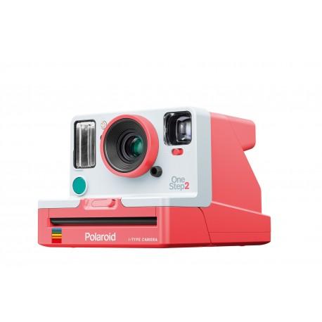 Appareil photo instantané Polaroid OneStep 2 Corail