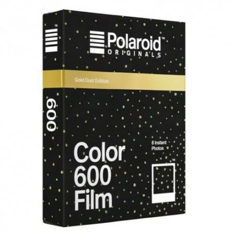 8 poses couleur pour appareils 600 cadre Poussière étoile d'or