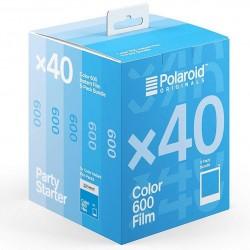 40 poses couleur pour appareils Polaroid 600 et i-type