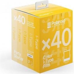 40 poses couleur pour Polaroid i-type