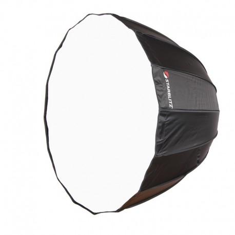 Softbox Starblitz montage rapide 90 cm parabolique