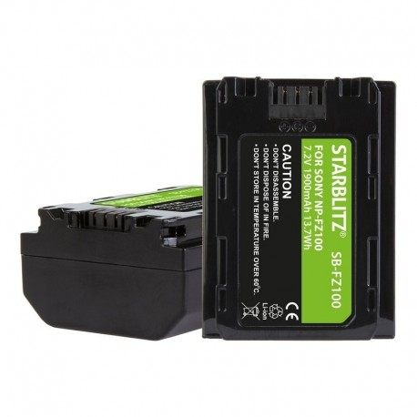 Batterie compatible Sony NP-FZ100