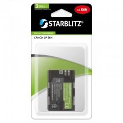 Batterie Starblitz compatible Canon LP-E6N