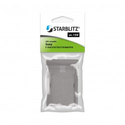 Plaque de charge pour batterie Starblitz SB-F550 & SB-F9XX / Sony NP-F530/F550/F570 & NP-F930/F950/F970