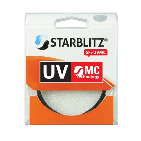 Filtre objectif 40.5mm UV HMC Starblitz