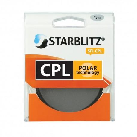 Filtre objectif 43mm Polarisant Circulaire Starblitz