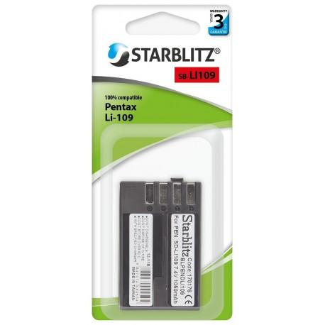 Batterie CompatiblePentax Li-109