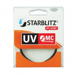 Filtre protection objectif 77 mm Starblitz
