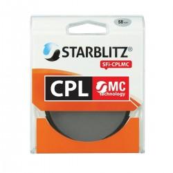 Filtre objectif 58mm Polarisant Circulaire HMC Starblitz