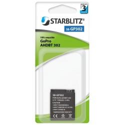 Batterie Starblitz compatible GoPro AHDBT-302