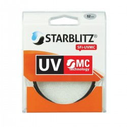 Filtre protection objectif 52mm multicouches Starblitz