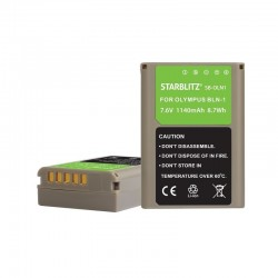 Batterie compatible Olympus PS-BLN1