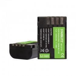 Batterie Starblitz compatible Panasonic DMW-BLF19
