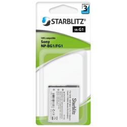 Batterie Starblitz compatible Sony NP-BG1/FG1
