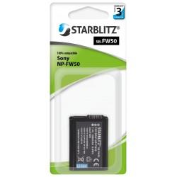 Batterie Starblitz compatible Sony NP-FW50