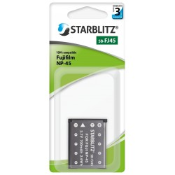 Batterie Starblitz compatible Fujifilm NP-45