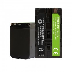 Batterie Starblitz compatible Sony NP-F970/F950/F930