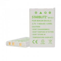 Batterie Starblitz compatible NIKON EN-EL5