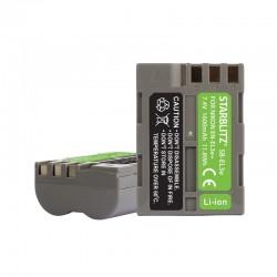 Batterie Starblitz compatible Nikon EN-EL3e+