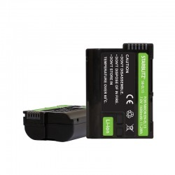 Batterie Starblitz compatible Nikon EN-EL15