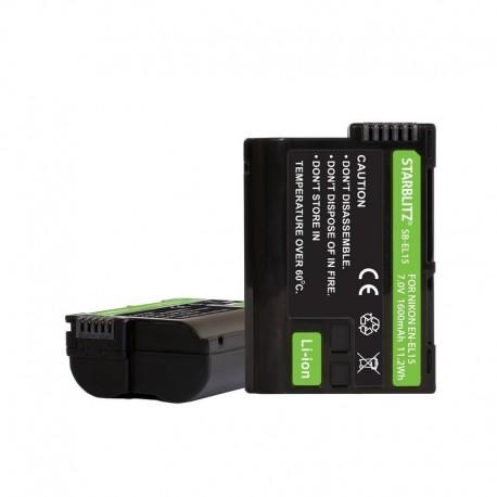 Batterie compatible Nikon EN-EL15