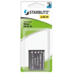 Batterie Starblitz compatible Nikon EN-EL10