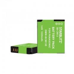 Batterie compatible Panasonic DMW-BCM13